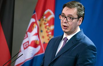 Избирком Сербии заявил о победе Вучича