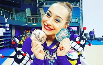 У белорусской гимнастки Екатерины Галкиной коронавирус