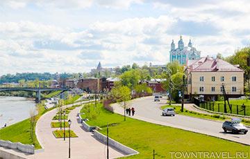 Как белорусы ездят в Смоленск закупаться дешевой белорусской продукцией