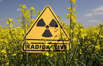 Над Россией прошел обильный радиоактивный дождь?