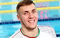 Илья Шиманович установил рекорд Беларуси