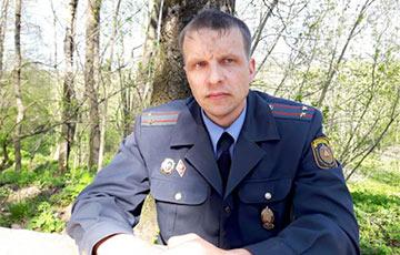 Бунт крычаўскіх міліцыянтаў: Падпалкоўнік Вусік саступаць не мае намеру