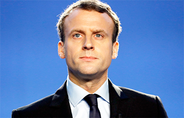 Macron At UN: Courage Of Belarusian People Causes Universal Admiration