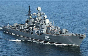 "Ships Of Russian Baltic Fleet To Participate In Military Exercises ""West-2017"""
