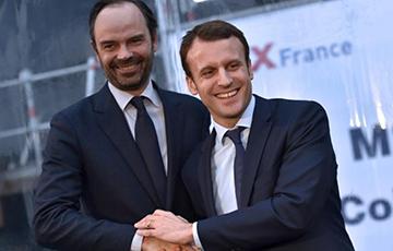 Прэзідэнт Францыі прызначыў новага прэм'ер-міністра