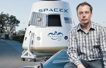Илон Маск назвал дату высадки первых людей на Марс