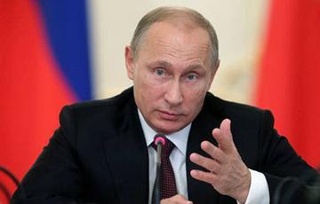 Путин поручил готовить экономику к войне
