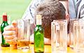Количество зависимых от алкоголя белорусов превышает население Бобруйска
