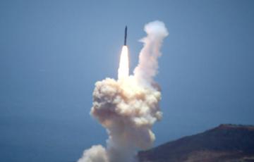 Расея правяла навучальныя пускі балістычных ракет
