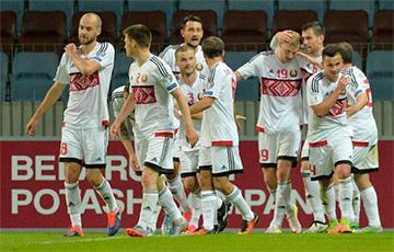 Рейтинг ФИФА: Сборная Беларуси по футболу улучшила свои позиции