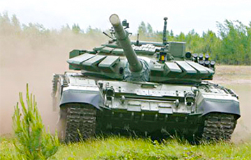 Russia To Place Tanks, Other Equipment In Belarus
