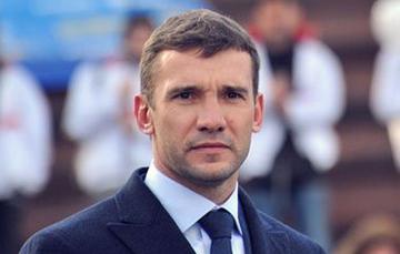Андрэй Шаўчэнка пакінуў пасаду галоўнага трэнера каманды Украіны