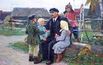 Тайный внук Ленина