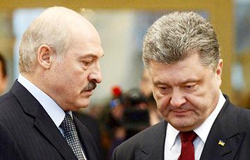 Лукашенко поддержал Порошенко на выборах в Украине