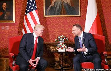 Стали известны детали визита Трампа в Польшу