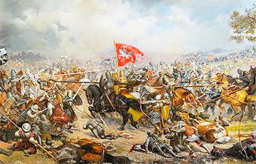 15 июля белорусы одержали великую победу под Грюнвальдом