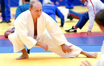Глава МИД Украины заявил о готовности посоревноваться с Путиным в дзюдо