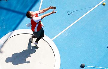Белоруска вышла в финал Чемпионата мира по легкой атлетике