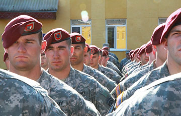 США отправят в Эстонию своих десантников «для подстраховки» на время учений «Запад-2017»