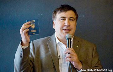 СМИ: Саакашвили выслали из Украины в Польшу