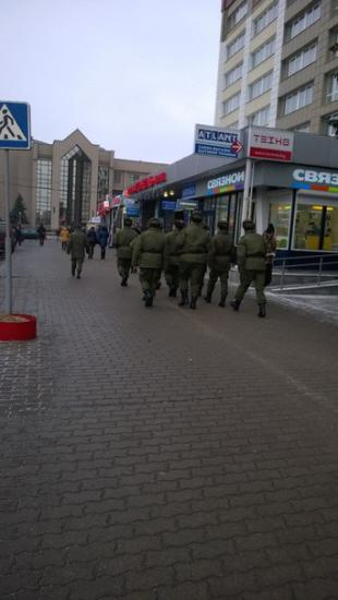 """Пример Украины заставил Беларусь прописать в законе ''зеленых человечков'', а также расширить понятие """"военная угроза"""" - Цензор.НЕТ 7588"""