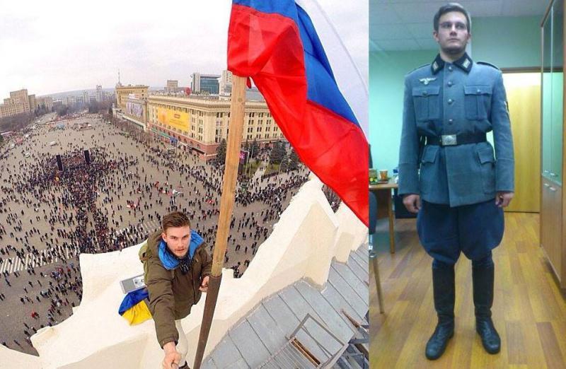 В Луганске сепаратисты захватили СБУ - Цензор.НЕТ 9028