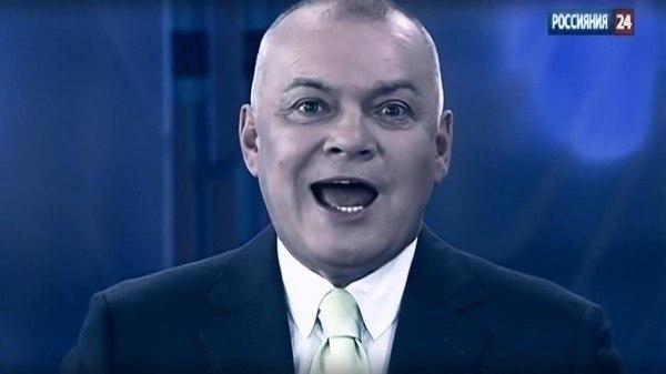 Киселев - главный пропагандист России