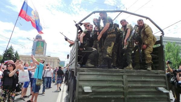 Путин отдавал приказ о расстреле выходящей из Иловайска колонны, зная, что впереди идут российские десантники, - Гелетей - Цензор.НЕТ 7756