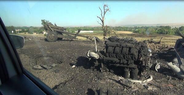 Задержан командир воинской части в Донецке, который сдал оружие террористам, - журналист - Цензор.НЕТ 8795