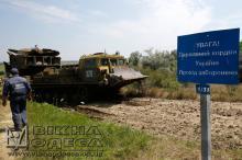 Украина защитится от вторжения из Приднестровья трехметровым рвом