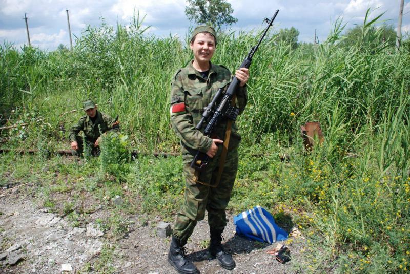 """""""Стреляют куда попало! Люди добрые, за что нам это!?"""", - жители села на Луганщине страдают от обстрелов боевиков - Цензор.НЕТ 4124"""