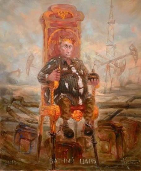Путин - это Че Гевара сегодняшних дней, похожий на Цезаря. Он возглавил восстание против несправедливости мира, - Марков - Цензор.НЕТ 6887