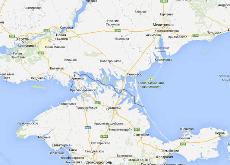 Карта Феодосии со спутника - улицы и дома онлайн