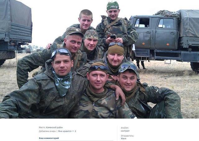 На Луганщине возле Счастья расположились крупные подразделения российской армии, - волонтер Елена Васильева - Цензор.НЕТ 9339
