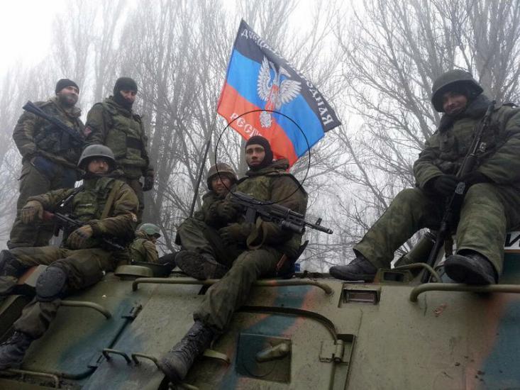 В боях на Донбассе погибли шесть украинских воинов 13-го батальона, трое - попали в плен, 16 - ранены, - мэр Чернигова - Цензор.НЕТ 9307