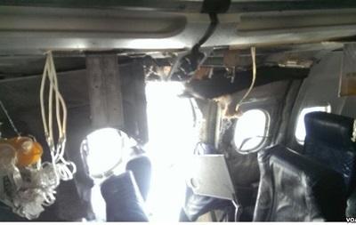 Руководство Сомали: «Дыра» вAirbus 321 создалась в итоге взрыва