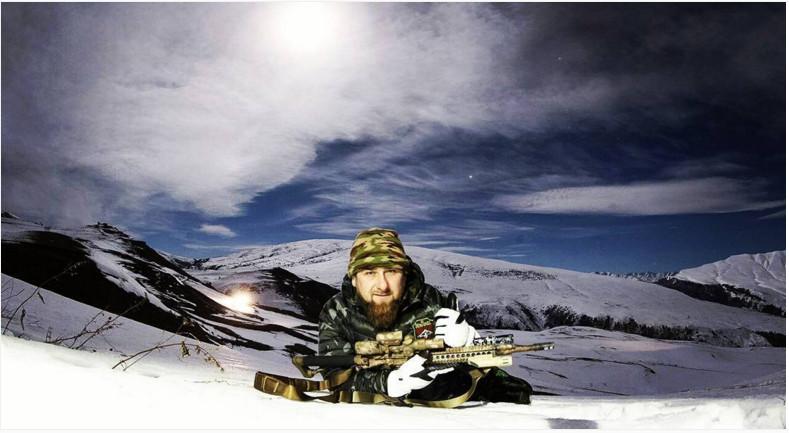"""""""Чечня с гордостью заявляет, что защитила Россию от терроризма"""", - Кадыров упомянул отца, сражавшегося с россиянами - Цензор.НЕТ 2675"""