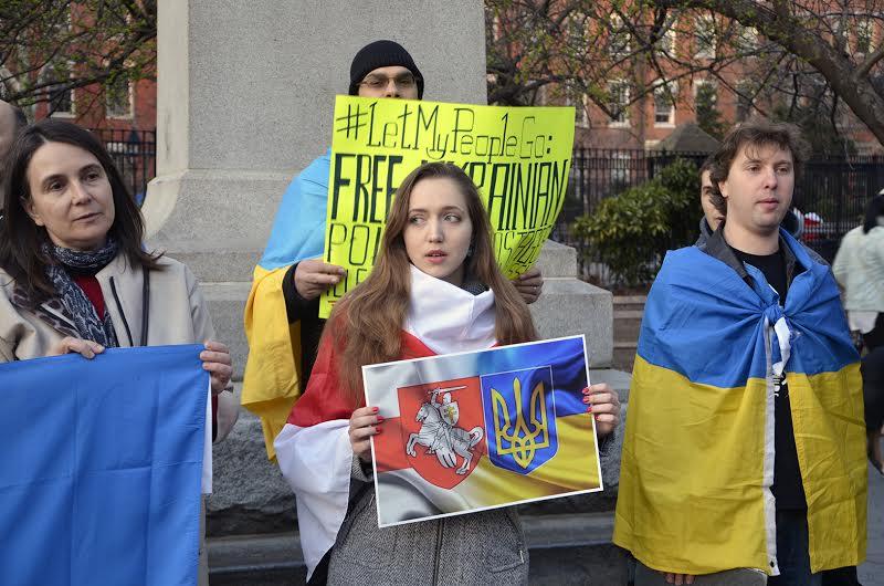 Евросоюз потребовал от РФ немедленно освободить Савченко и других незаконно удерживаемых украинских заложников - Цензор.НЕТ 3308