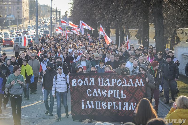 В Беларуси завели более 130 уголовных дел на граждан страны, воюющих на Донбассе - Цензор.НЕТ 6435