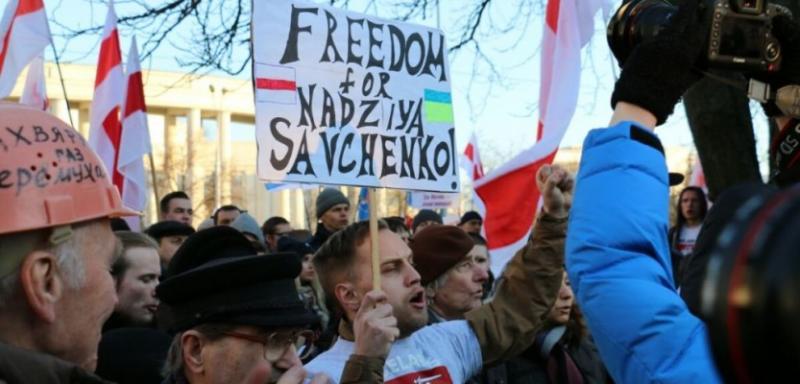 Российские власти не допустили к Савченко украинских врачей и скрывают ее реальное самочувствие, - заявление МИД - Цензор.НЕТ 7527