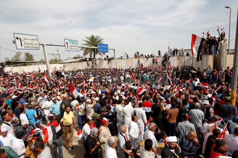 ВБагдаде в итоге взрыва автомобиля погибли 17 человек