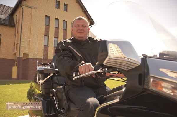 Молитвы за мотоциклистами