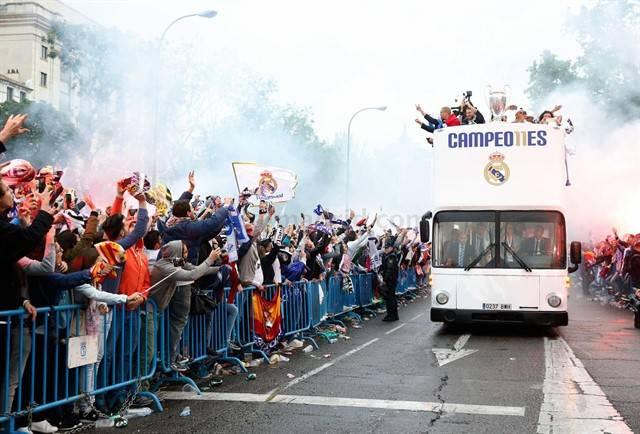 фото реала в лиге чемпионов