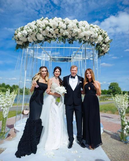 Размашистая свадьба Андрея Костицина в Минске