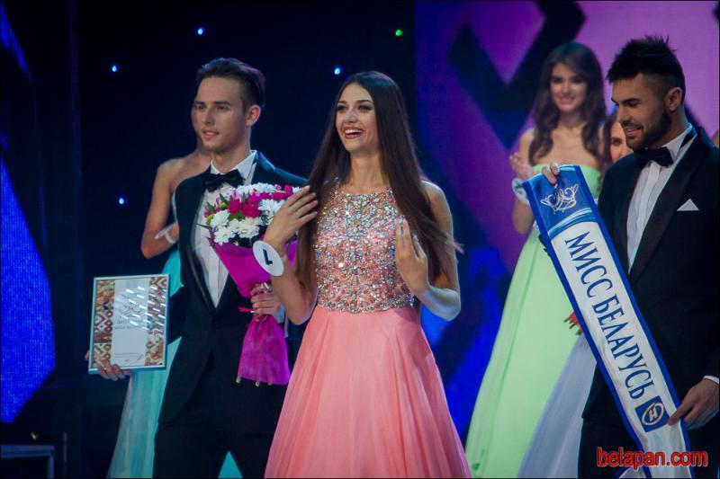 Мисс Беларусь-2016: Папа у меня русский