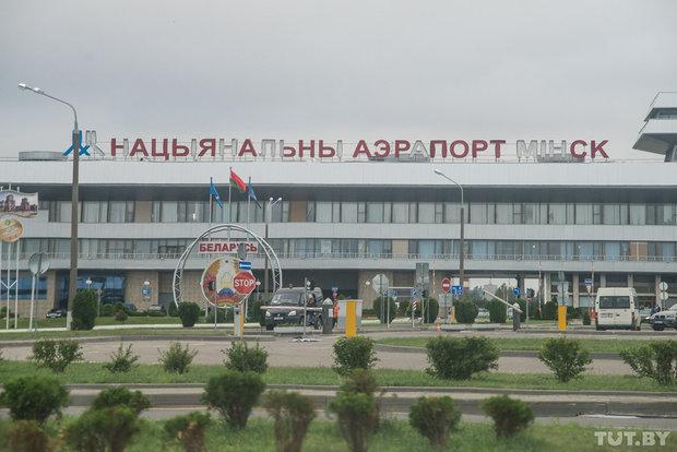 Ураган повредил 8 самолетов в минском аэропорту