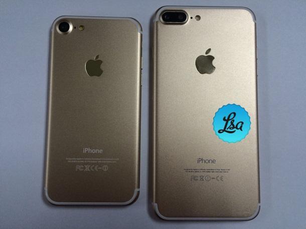 IPhone 7 получит новый цвет Space Black