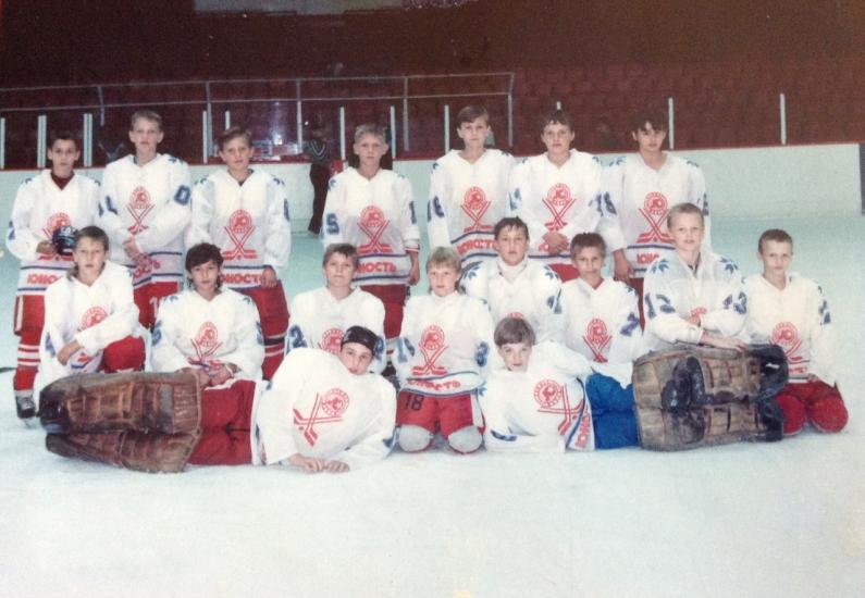 Как отец Грабовского растил из Миши игрока НХЛ
