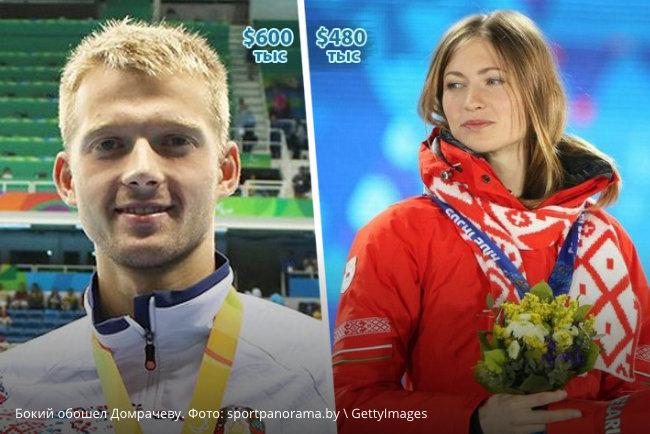 Жданов предлагает выплатить премиальные олимпийцам, занявшим 4