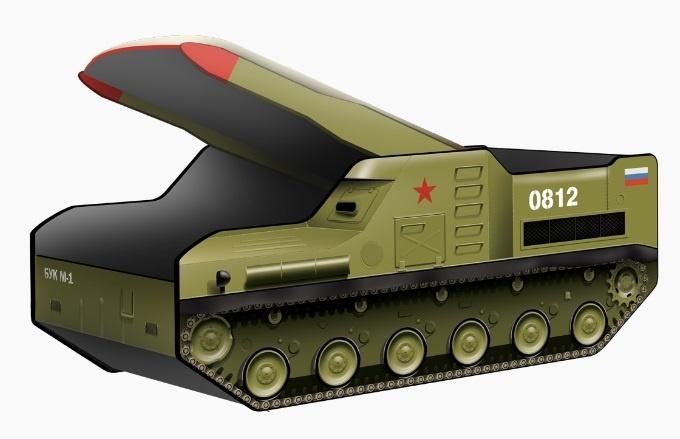 В Российской Федерации наладили производство детских кроваток ввиде ЗРК «Бук»